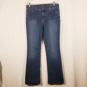 NYDJ Barbara Bootcut Denim Jeans size 12